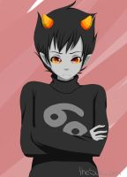 Karkat by theSuzucorn