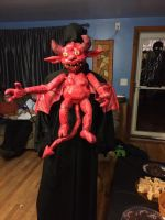 Costume Demon 2014 2 by stinkywigfiddle