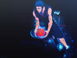 Aomine Daiki - The Ace HD Wallpaper by MegaBleachy