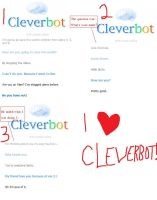 Oh Cleverbot by thelustygiraffe