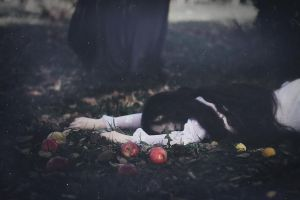 Death of August II by MariaPetrova