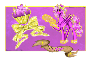 Character Card Tiny by TechTalkPony