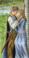 The Prince and his Princess by Audriana