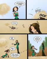 Kyoshi - The Undiscovered Avatar page 7 by Amirai