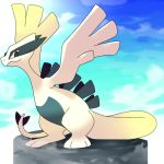 Lugia by Pand-ASS