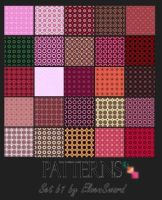 Pattern set b1 by ElvenSword