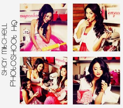 Shay Mitchell Pack #O1 by Teeffy