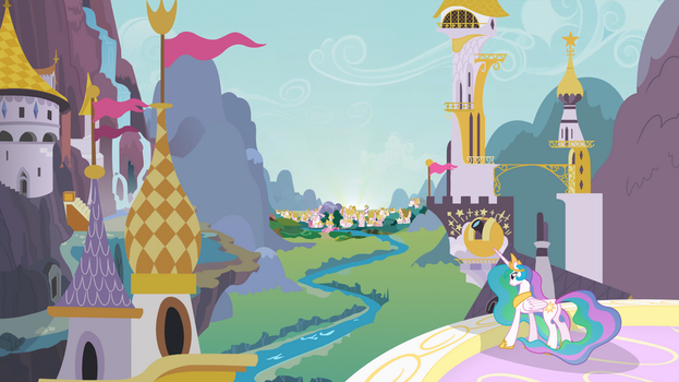 The Princess And Her Realm by TheNegaverser