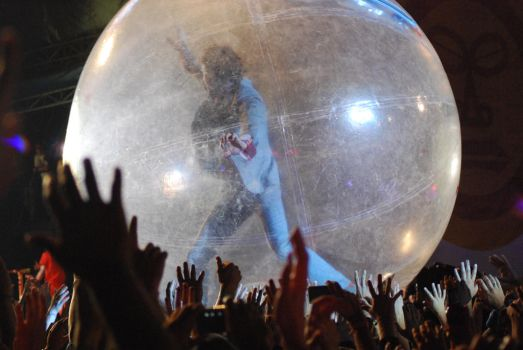Flaming Lips Voodoo 2009 by Norn10