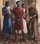 Mages of Rome by Crowsrock