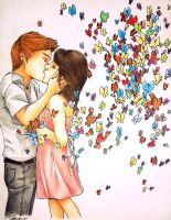 You Give Me Butterflies by Elizabeth-H