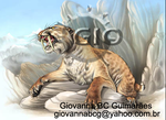 Saber Tooth Tiger by giovannag