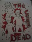 the walking dead by coca-cola007