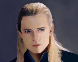 Legolas Quickie by fire-bender-saiyan