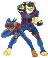 SWAT KATS by bluestraggler