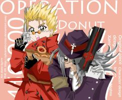 -Operation Donut- by Sylvarant-Cross