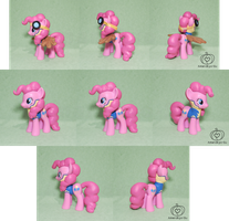 Wonderbolts Academy Pinkie Pie Custom by Amandkyo-Su