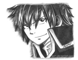 Gray Fullbuster by Jes221