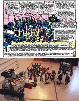 Decepticons - Day One by Urbn1nja