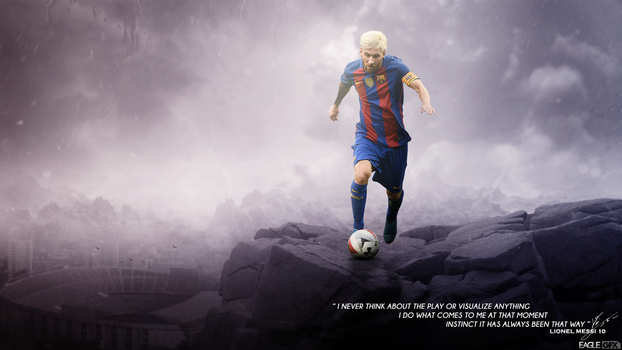The King Messi V1 16/17 by Anis19Zed