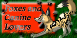 Foxes and Canine Lovers icon contest entry by iFoxSpirit