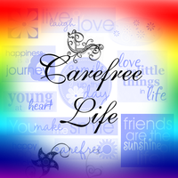 Carefree Life by Saphiira-Stock