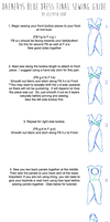 Daenerys Targaryen Astapor Dress Tutorial: Part 3 by Jellyfish-Soup