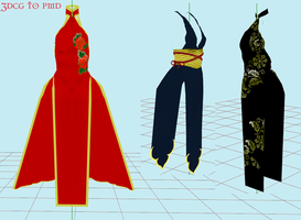 MMD -Skin Kimono -DOWNLOAD by MMDFakewings18