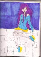 Purple Love by reses
