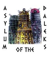 Asylum of the Daleks by Gothscifigirl