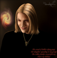 Smile Of The Blonde Vampire by Sapphiresenthiss