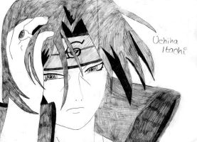 Itachi by iCuddles
