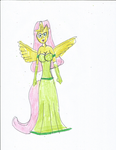 My Little Pony Anthro Fluttershy (2) by justinandrew1984-01