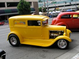 1929 Ford by MikeZadopec