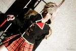 Final Fantasy Type-0: Seven by Rakinime
