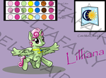 Lilliana - Royal Guard Alicorn by deltafairy
