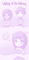 Manga Strip:You Weren't There by harukatsune
