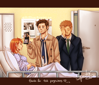 Same old Cas by spider999now