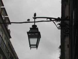 Objects - Street Lamp 2 by Stock-gallery