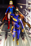 Batgirl by Fradarlin by larafan