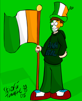 Proud to be Irish by Bogswallop