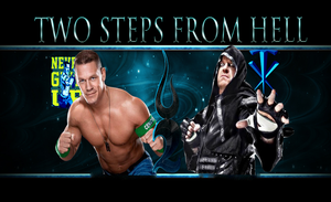 wwe Undertaker x Cena with Two Steps From Hell by celtakerthebest