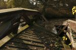 broken bridge close up autumn fall by Nexu4