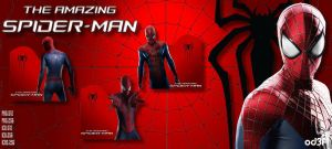 The Amazing Spider-Man by od3f1