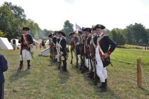 American Revolution- Address Ranks by LethargicLink