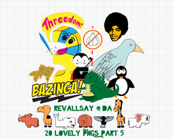 20 lovely PNGs part5 by revallsay