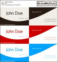BUSINESS CARDS PACK v2.0 by brandmystyle