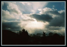 Sun and Clouds 4 by Donohue