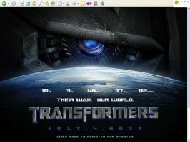 TransFormers movie 2007 by transformersph