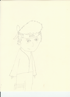 Me in Naruto by gylo